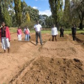 group at garden project